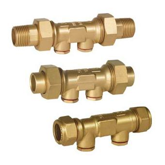 Фото Клапан обратный муфтовый RV181 Honeywell
